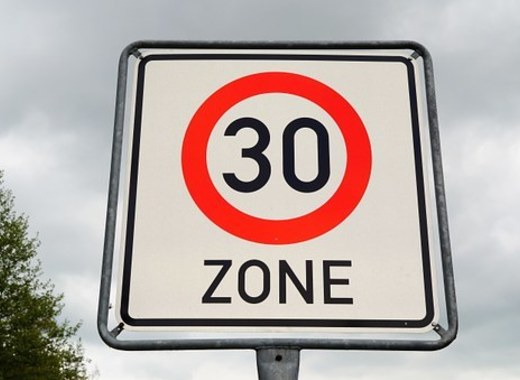 Medium speedlimit