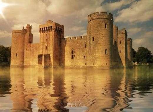Medium castle