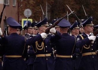 Thumb militaryparade