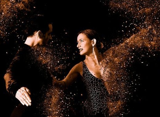 Medium tango