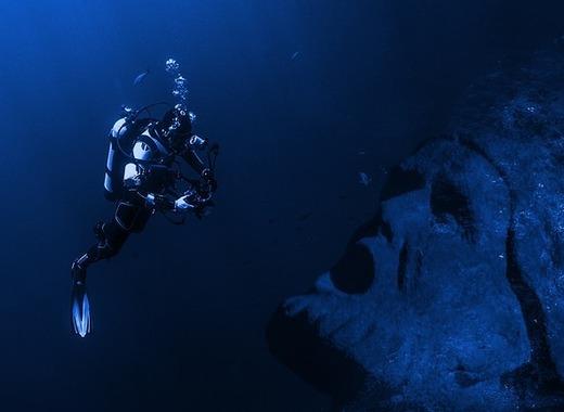 Medium underwater