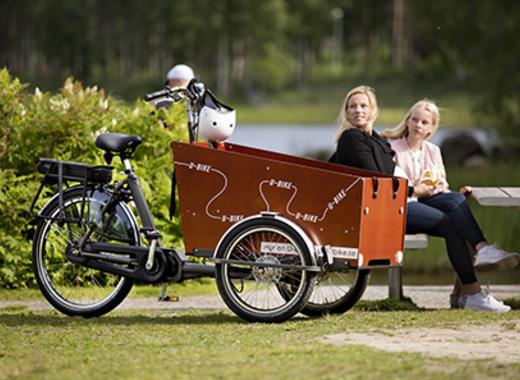 Medium u bike
