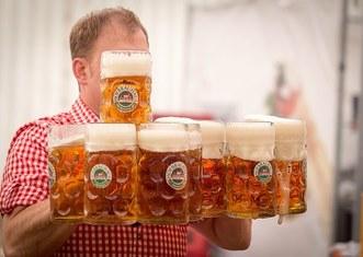 Thumb beer
