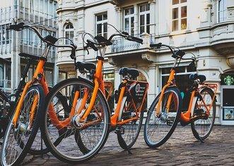 Thumb bikes