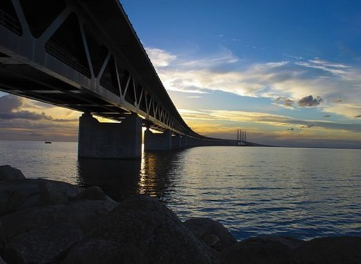 Medium %c3%96resund bridge