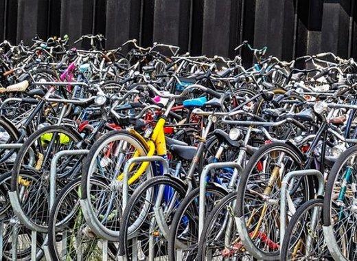 Medium bikeparking