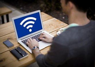 Thumb wifi