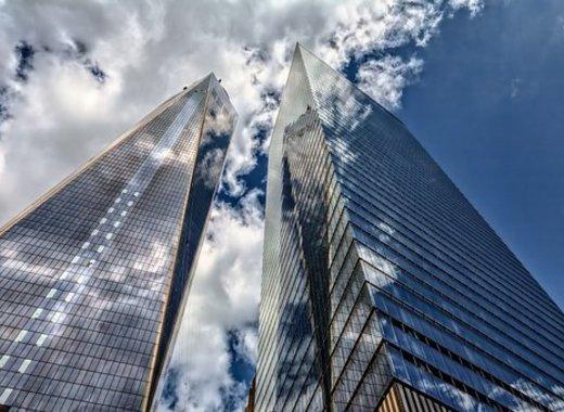 Medium skyscrapers