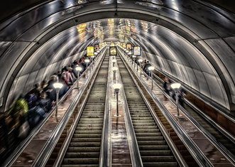 Thumb metro
