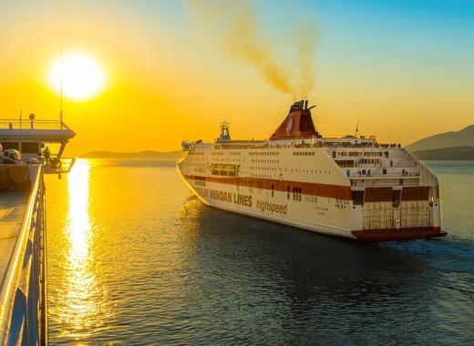 Medium ferry