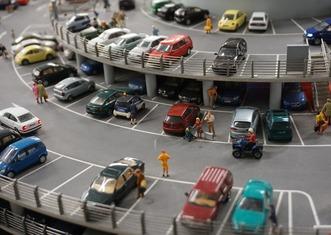 Thumb parking