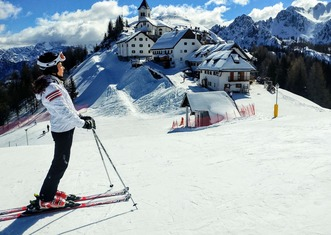 Thumb ski