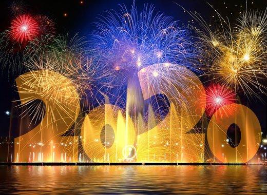 Medium new year