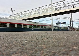 Thumb train station