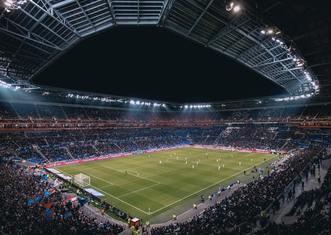 Thumb stadium