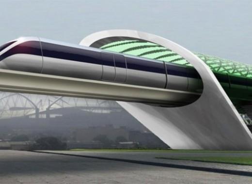 Medium hyperloop
