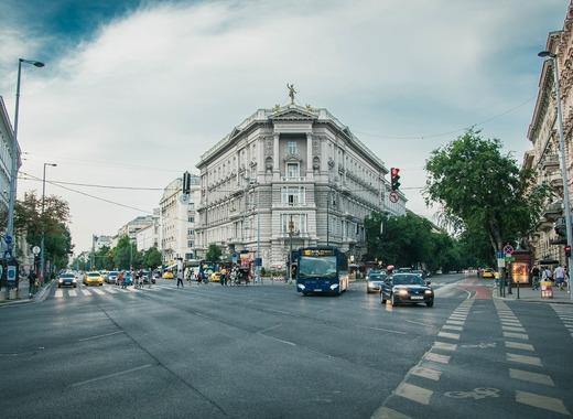 Medium city