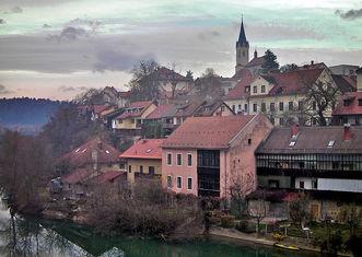 Thumb novo mesto slovenia hillside