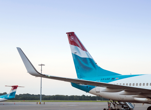 Medium luxair luxembourg airlines