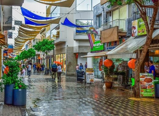 Medium nicosia streets