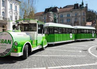 Thumb electric train ljubljana