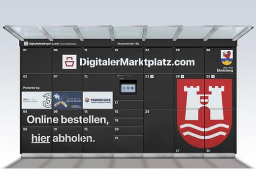 Medium digitaler marktplatz