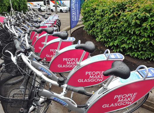 Medium glasgow bikes