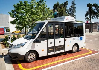 Thumb paphos electric bus