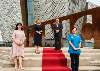Thumb titanic belfast reopens jpg  1