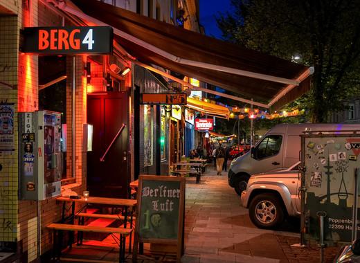 Medium hamburg red light district