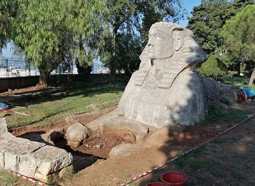 Medium zadar sphinx