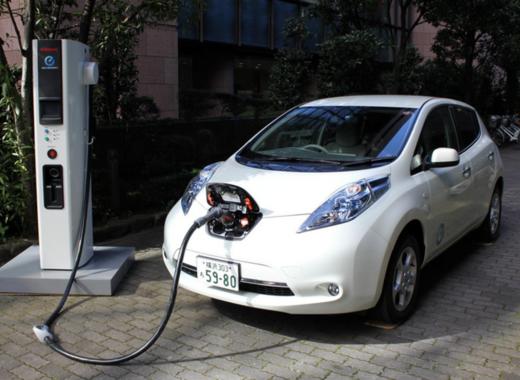 Medium ghent charging station
