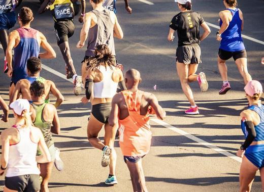 Medium riga marathon