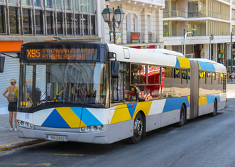 Thumb x95 bus athens