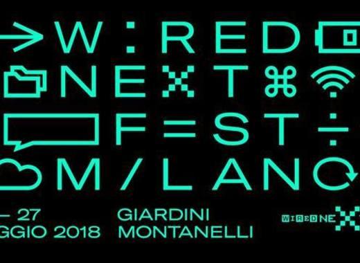 Medium wired next fest 2018 milano