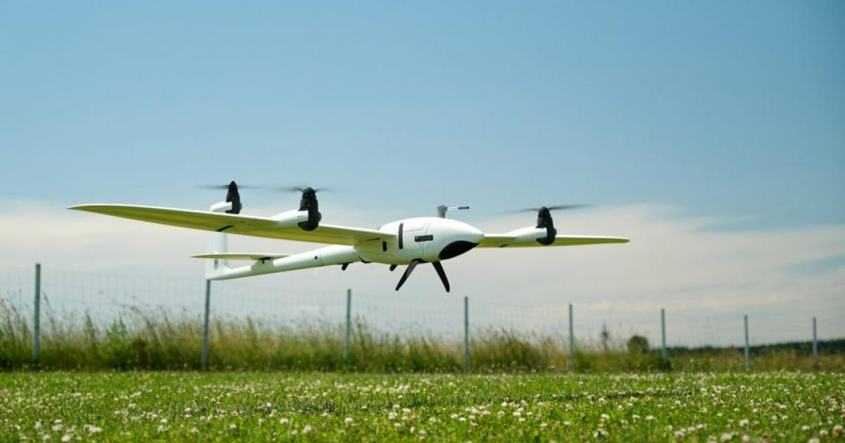 Munich-based drone startup to get 10 million euros from the EIB | TheMayor.EU