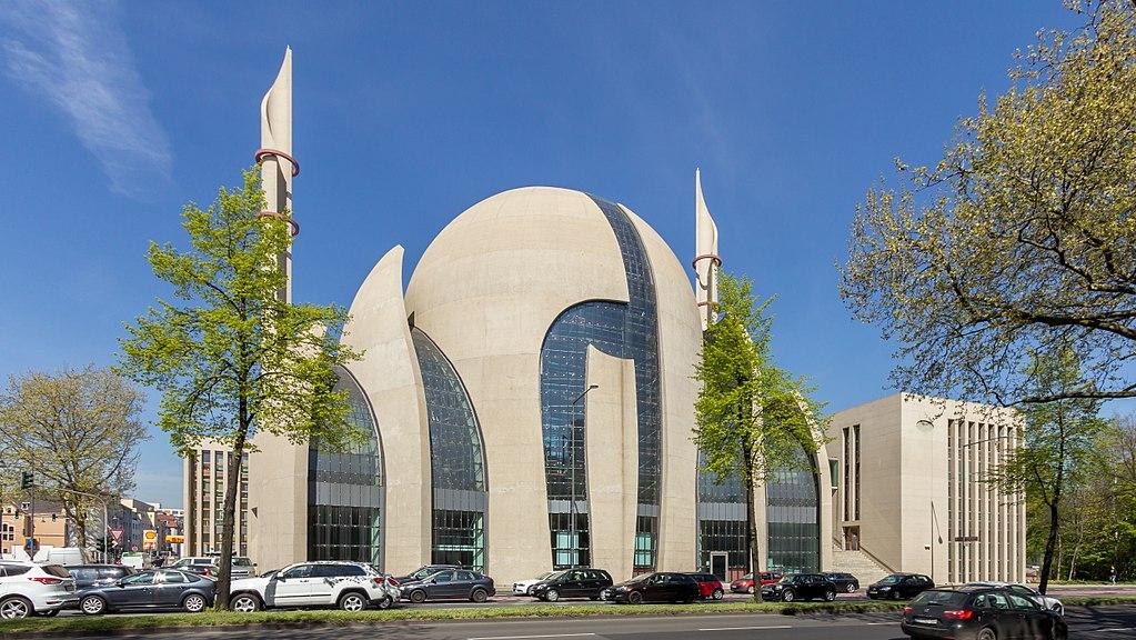 The DITIB Mosque/Zentralmoschee Köln