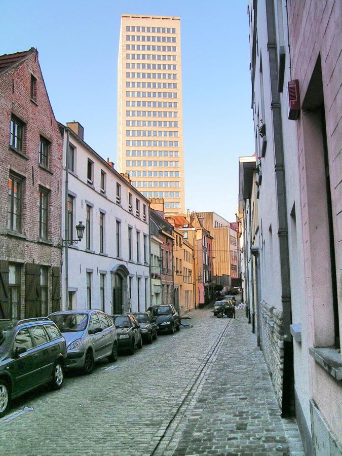 Brusselisation