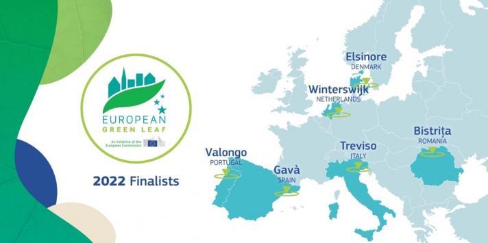 EU Green leaf